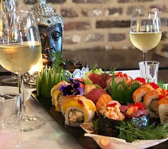Sushi Catering Remunj, thuis genieten van heerlijke Sushi!