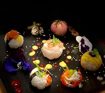 Heerlijke Sushi van Janny's Sushi Catering Roermond